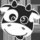 Holycow - Création de logo